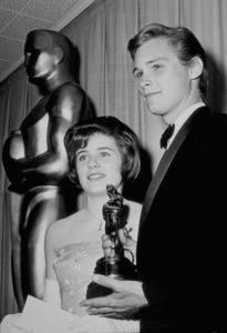 """Academy Awards: 35th Annual,""Patty Duke, Brandon De Wilde.1963. - Image 10724_0013"