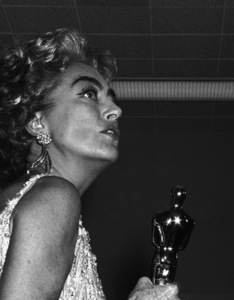 """""""The 35th Annual Academy Awards""""Joan Crawford1963© 1978 Chester Maydole - Image 10724_0028"""