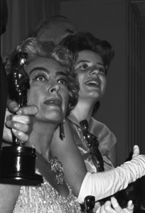 """""""The 35th Annual Academy Awards""""Joan Crawford, Patty Duke1963© 1978 Chester Maydole - Image 10724_0029"""