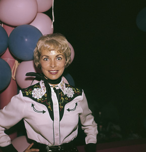 """""""Share Party""""Janet Leigh1960 © 1978 Bernie Abramson - Image 10730_0006"""