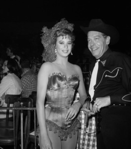 """Share Party""Juliet Prowse, Milton Berle1960 © 1978 David Sutton - Image 10730_0009"