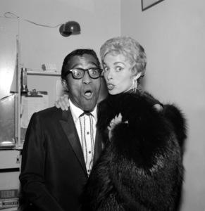 """Judy Garland Testimonial""Sammy Davis Jr., Janet Leighcirca 1958 © 1978 Bernie Abramson - Image 10750_0001"