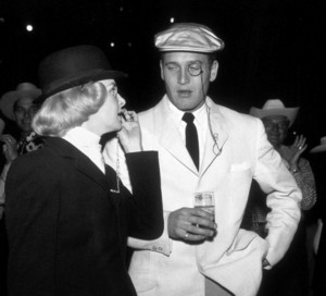 Joanne Woodward & Paul Newmanat the Share Party, 1958. © 1978 Bernie Abramson - Image 10751_0001