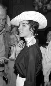 """Share Party""Joan Collins1958 © 1978 Bernie Abramson - Image 10751_0005"