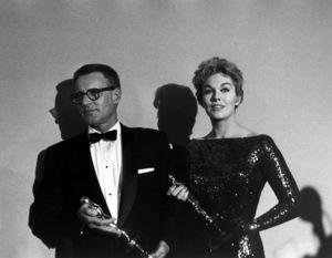 """Academy Awards - 30th Annual"" Kim Novak 1958 © 1978 Sid Avery - Image 10764_0004"