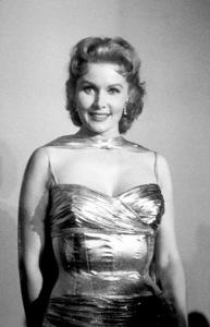 """Academy Awards: 30th Annual,"" Rhonda Fleming. 1958. © 1978 Sid Avery - Image 10764_0005"