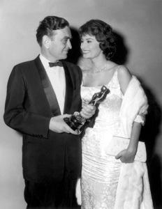 """Academy Awards: 30th Annual""David Lean, Sophia Loren1958**I.V. - Image 10764_0037"