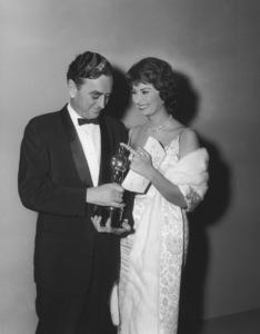 """Academy Awards - 30th Annual""David Lean, Sophia Loren1958 **I.V. - Image 10764_0038"