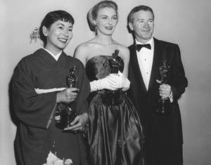"""Academy Awards 30th Annual""Miyoshi Umeki,Joanne Woodward,Red Buttons1958**I.V. - Image 10764_0049"