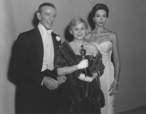 """Academy Awards - 30th Annual""Fred Astaire, Giulietta Masina, Dana Wynter1958**I.V. - Image 10764_0055"