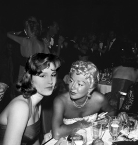 """Academy Awards - 30th Annual""Cheryl Crane, Lana Turner1958 © 1978 Bernie Abramson - Image 10764_0060"