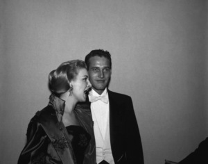 """Academy Awards - 30th Annual""Joanne Woodward, Paul Newman1958 © 1978 Bernie Abramson - Image 10764_0062"