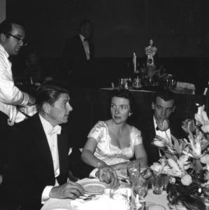 """Academy Awards - 30th Annual""Ronald Reagan, Nancy Reagan1958 © 1978 Bernie Abramson - Image 10764_0073"