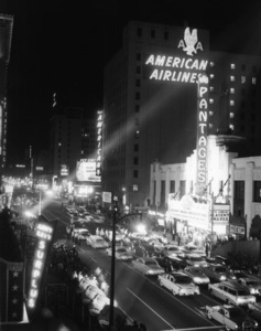 "The Pantages Theatre hosting ""The 30th Annual Academy Awards""1958** I.V. - Image 10764_0082"