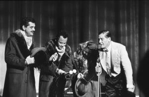 Share Party, c. 1958.Ernie Kovacs, Jack Lemmon, Milton Berle © 1978 Bernie Abramson - Image 10773_0003