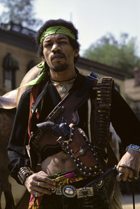 Jimi Hendrix1969 © 1978 Ed Thrasher - Image 10778_0002