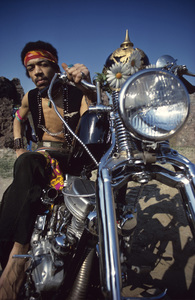 Jimi Hendrix1969© 1978 Ed Thrasher - Image 10778_0005