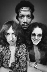 Jimi Hendrix, Mitch Mitchell and Noel Redding1969 © 1978 Ed Thrasher - Image 10778_0043