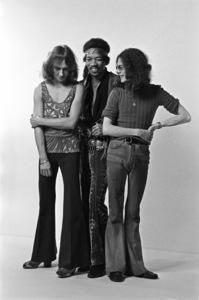 Jimi Hendrix, Mitch Mitchell and Noel Redding 1969 © 1978 Ed Thrasher - Image 10778_0046