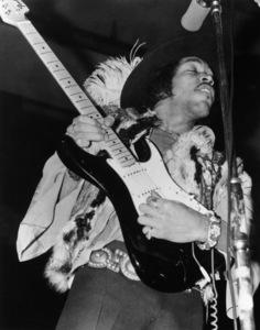 Jimi Hendrixcirca 1960s** I.V.M. - Image 10778_0052