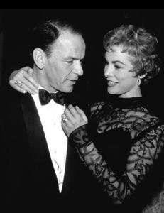 """Golden Globe Awards"" 1958.Frank Sinatra, Janet Leigh © 1978 Bernie Abramson - Image 10782_0001"