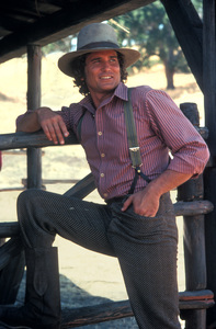 """Little House on the Prairie""Michael Landon © 1974 **H.L. - Image 10790_0006"