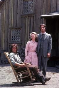 """Little House on the Prairie""Michael Landon, Melissa Sue Anderson, Linwood Boomer1979 © 1979 Gene Trindl - Image 10790_0013"