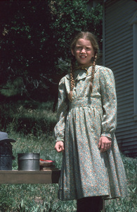 """Little House on the Prairie"" Melissa Gilbert © 1975 NBC **H.L. - Image 10790_0072"