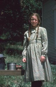 """Little House on the Prairie"" Melissa Gilbert © 1975 NBC **H.L. - Image 10790_0072"
