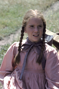 """Little House on the Prairie""Melissa Gilbert1976** H.L. - Image 10790_0106"