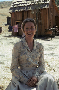 """Little House on the Prairie""Karen Grassle1974** H.L. - Image 10790_0112"