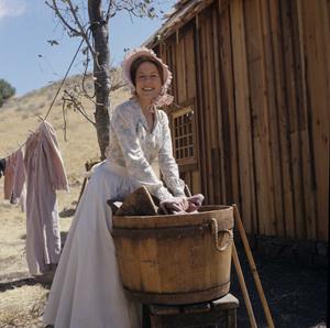 """Little House on the Prairie""Karen Grasslecirca 1974** H.L. - Image 10790_0113"