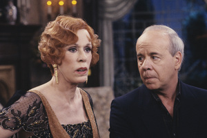 """Carol & Company"" (Episode: That Little Extra Something)Carol Burnett, Tim Conway1990 © 1990 Gene Trindl - Image 10797_0007"
