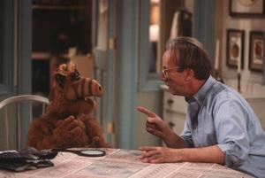 """Alf""Alf, Max WrightC. 1989 NBC © 1989 Gene TrindlMPTV - Image 10802_0041"