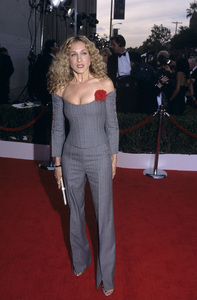 "Sarah Jessica Parker at ""The 6th Annual SAG Awards""2000© 2000 Gary Lewis - Image 10814_0016"