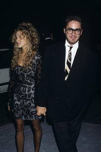 Sarah Jessica Parker and Robert Downey Jr.circa 1980s© 1980 Gary Lewis - Image 10814_0020