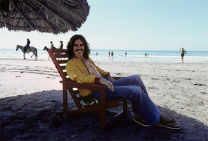 George Harrison in AcapulcoJanuary 1977© 1978 Ed Thrasher - Image 10838_0069