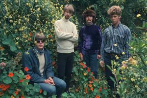 The Byrds Roger McGuinn, Gene Clark, David Crosby, Chris Hillman 1967 © 1978 Gunther - Image 10839_0004