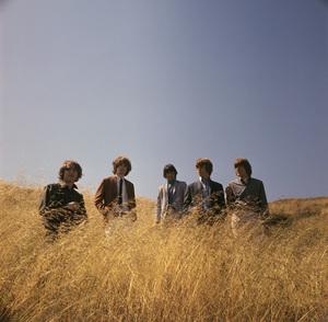 The Byrds (Roger McGuinn, Gene Clark, David Crosby, Chris Hillman, Michael Clarke)1965 © 1978 Gunther - Image 10839_0009