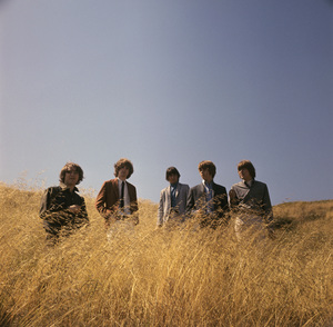 The Byrds (Roger McGuinn, Gene Clark, David Crosby, Chris Hillman, Michael Clarke)1965 © 1978 Gunther - Image 10839_0009