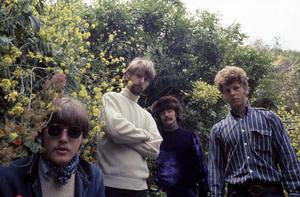 The Byrds (Roger McGuinn, Gene Clark, David Crosby, Chris Hillman) 1967 © 1978 Gunther - Image 10839_0014