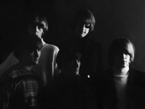 The Byrds (Roger McGuinn, Gene Clark, David Crosby, Chris Hillman, Michael Clarke) circa 1960s© 1978 Bruce McBroom - Image 10839_0021