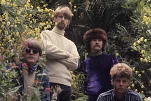 The Byrds (Roger McGuinn, Gene Clark, David Crosby, Chris Hillman) 1967 © 1978 Gunther - Image 10839_0026
