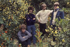 The Byrds (Roger McGuinn, Gene Clark, David Crosby, Chris Hillman) 1967 © 1978 Gunther - Image 10839_0027