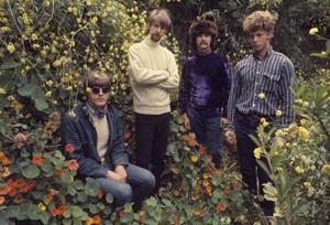 The Byrds (Roger McGuinn, Gene Clark, David Crosby, Chris Hillman) 1967 © 1978 Gunther - Image 10839_0029
