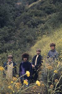 The Byrds (Roger McGuinn, Gene Clark, David Crosby, Chris Hillman) 1967 © 1978 Gunther - Image 10839_0030