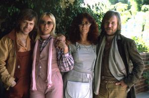 """""""ABBA""""circa 1977Los Angeles**I.V. - Image 10840_0022"""