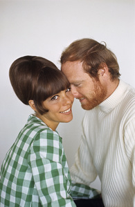 The Beach Boys (Mike Love and Suzanne) circa 1966 © 1978 Gunther - Image 10841_0112