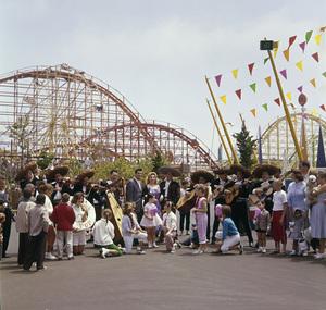 P.O.P. (Pacific Ocean Park) circa 1965 / Santa Monica, CA © 1978 Gene Howard - Image 10849_0001