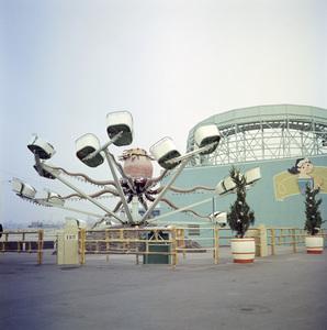 P.O.P. (Pacific Ocean Park) circa 1960 / Santa Monica, CA © 1978 Paul Hesse - Image 10849_0011